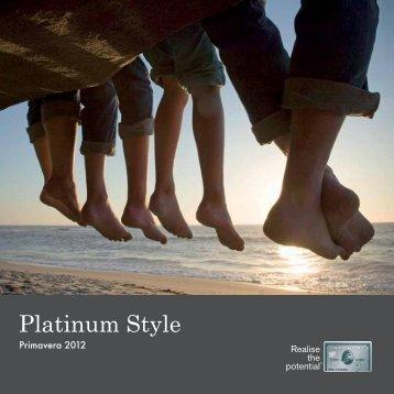 Platinum Style - El Carligto