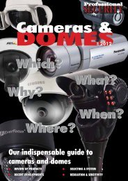 Sept., 2012 (Professional Security) - BCDVideo