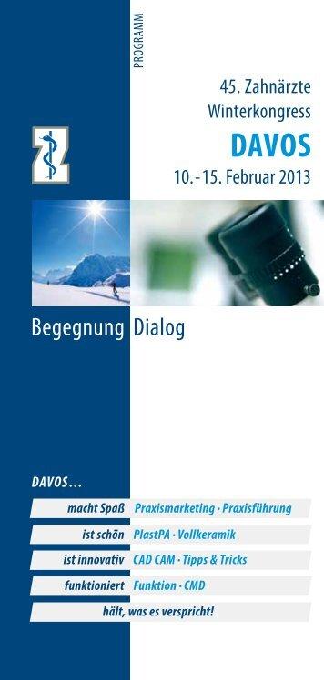 davos - Freier Verband Deutscher Zahnärzte eV