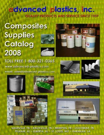 API Composites Catalog 2008 lowres.pdf - Advanced Plastics