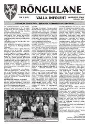 Oktoober 2008 - Rõngu Vald