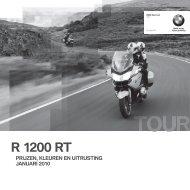 R 1200 RT - Motor Houtrust