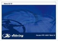 News 2 Honda VFR 1200 F Mod 10