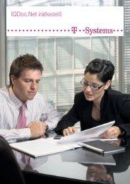 IQDoc.Net iratkezelő - T-Systems