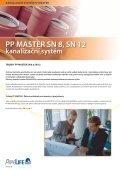 KANALIZAČNÍ SYSTÉM PRAGMA® SN 8 - Pipelife Czech, s.r.o. - Page 2