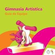 Gimnasia Artística - sistema de resultados - XVI Juegos ...