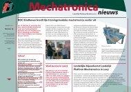 Download de Nieuwsbrief Mechatronica jan 2007 - Induteq