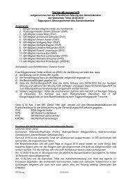 GR-Sitzung 30.09.2010 (255 KB) - .PDF - Tollet