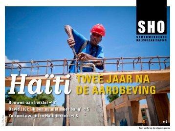 SHO-Nieuwsbrief-Haïti-2012