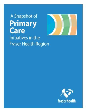Primary Care - Fraser Health