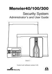 1. Introduction - Cooper Security