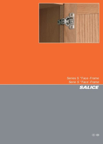 Salice Cerniere Serie S - Ed. 03 02/2009 UK-ES