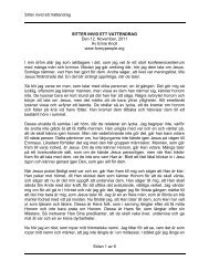 Sitter invid ett Vattendrag Sidan 1 av 6 SITTER INVID ETT ...