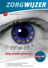 Zorgwijzer 18 - Zorgnet Vlaanderen