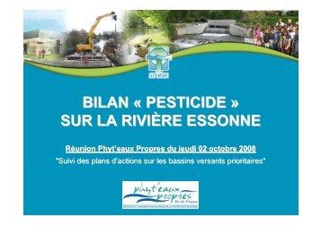 Essonne SIARCE - DRIAAF Ile-de-France