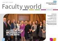 Faculty World June 15