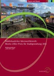 Moritz-Ziller-Preis für Stadtgestaltung Radebeul