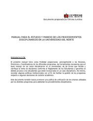 manual para el estudio y manejo de los procedimientos ...