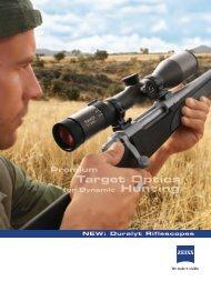 Duralyt Standard Reticle - Euro Optics Ltd.