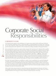 2007 Corporate Social Responsibility Report - Li Ning