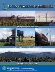 PDF 1.7 MB - Wind Powering America