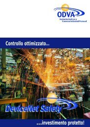 Brochure layout Italian - ODVA