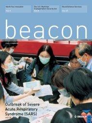 Beacon No. 1 2003 - Skuld
