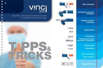 Tipps & Tricks Vinci 300 - Handke Medizintechnik