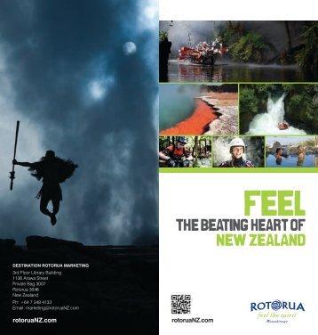Rotorua Motivational Brochure
