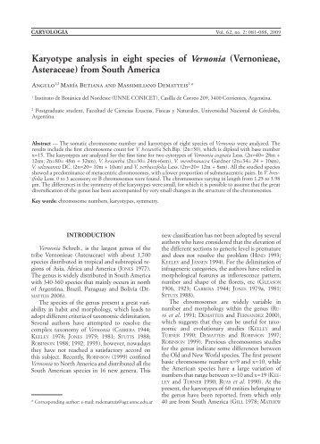 (Vernonieae, Asteraceae) from South America