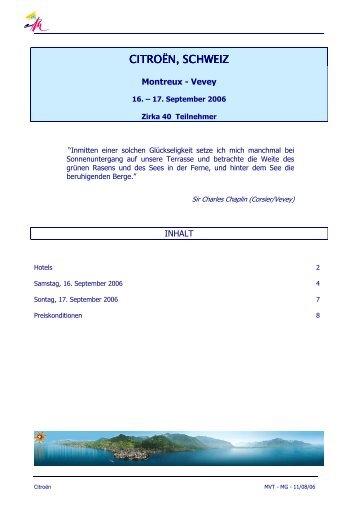 PDF-Datei - Citroën DS Club Suisse CDSCS