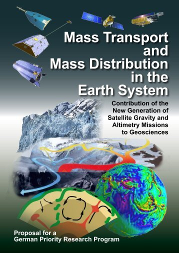 Mass Transport and Mass Distribution in the Earth System