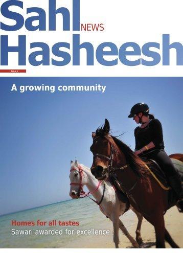 Sahl Hasheesh Magazine Issue 2 - ERC Egypt