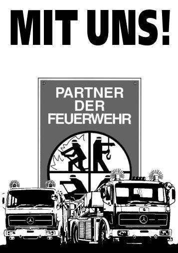 Partner der Feuerwehr - Deutscher Feuerwehrverband