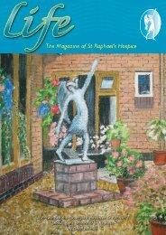 hospice brochure - St Raphael's Hospice