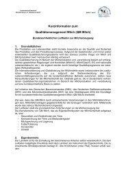 QM Milch - Landeskontrollverband Brandenburg eV