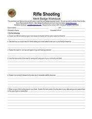 Rifle Shooting - Ontarget Range
