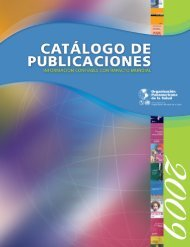 Alcohol - PAHO Publications Catalog