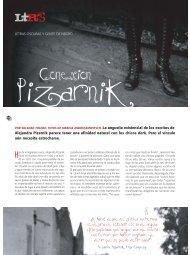LETRAS / Conexón Pizarnik - Revista La Central
