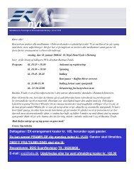 EK nyt januar 2006.pdf - Foreningen af Erhvervskvinder