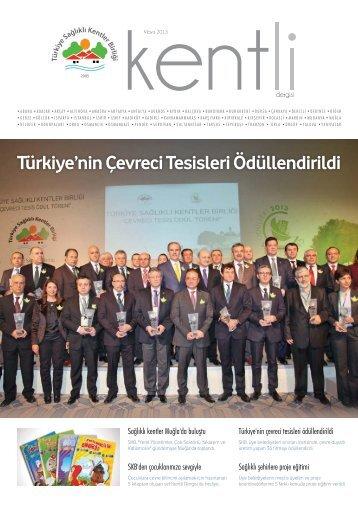 Türkiye'nin Çevreci Tesisleri Ödüllendirildi - Türkiye Sağlıklı Kentler ...