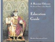 Education Guide - Meridian International Center