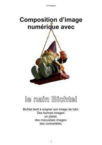 Composition d'image numérique avec - Schooltrip.ch