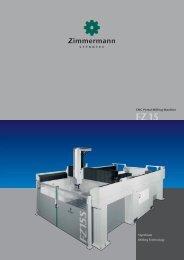 FZ15 - Portal Milling Machine - galika