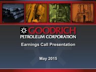 2015+Q1+Goodrich+Earnings+Presentation