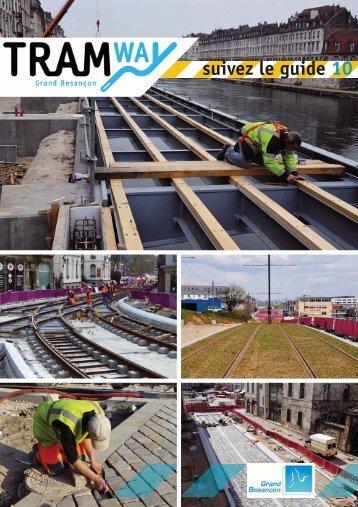 Tramway - Grand Besançon