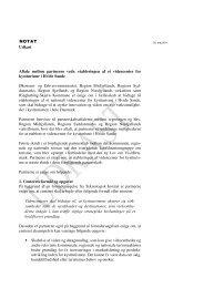 Aftale om Videncenter for kystturisme i Hv. Sande.pdf - Ringkøbing ...