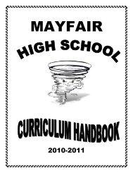 MAYFAIR - Bellflower Unified School District