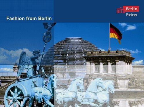Fashion from Berlin - Berlin Business Location Center