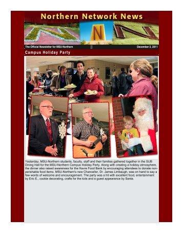 02-Dec-2011 - Montana State University-Northern